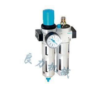 气源处理三联件-阀门气动装置-良力机械
