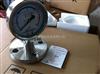 YTNP-100法兰式耐震钽膜片压力表