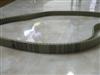 供应进口DT10-1320同步带高速传动带DT10-1320双面齿同步带