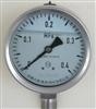 YN-100BYN不锈钢耐震压力表